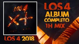 Baixar LOS 4 2018 - POR MAS - ALBUM COMPLETO 1H MIX
