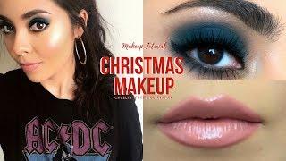 Maquillaje fácil y elegante para Navidad 🎄 || Cruelty Free || Bunnytun
