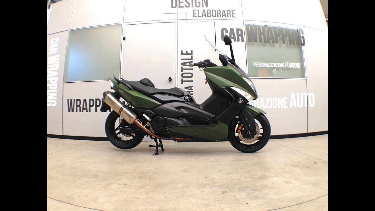 bike wrapping t max matt military green youtube