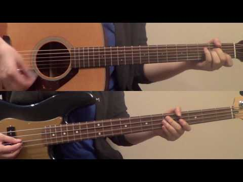 The Continuing Story of Bungalow Bill - The Beatles Guitar and Bass Cover