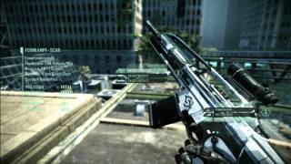 Crysis 2 @ Sapphire HD 6950 - Lebender Toter [Part 1/2] 7th Mission [HD]