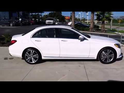 2016 mercedes benz c300 4dr sdn c300 rwd youtube for 2016 mercedes benz c300 4matic
