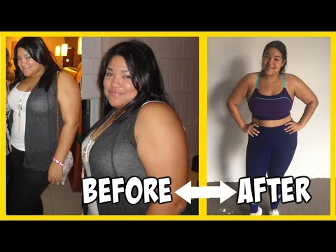 HOW I LOST 22LB! WHAT I EAT IN A DAY TO LOSE WEIGHT! thumbnail