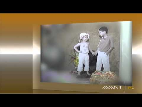 AVANT PIC Services - CUTOUT PICTURES
