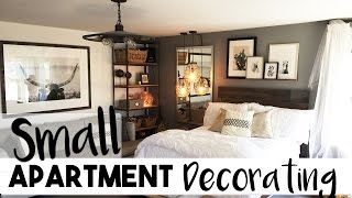 Decorating With Art In A Small Apartment | Minted Art Wall