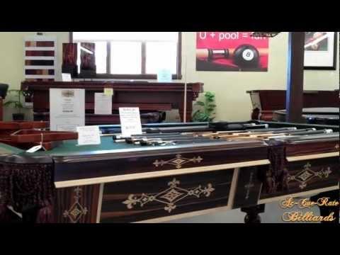 Ac-Cue-Rate Billiards in Pelham, NH - Q-Ball.com