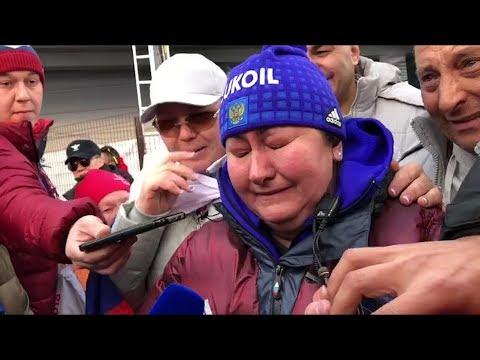 Пхёнчхан. Серебро российских лыжников. Сверхэмоции Елены Вяльбе