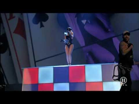 Lady Gaga en Vivo, Poker Face