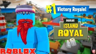 FORTNITE ROBLOX WINNER WINNER !!! SHarky Roblox w / Little Kelly