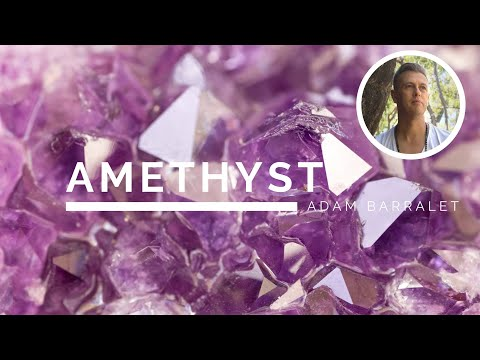 Amethyst - The Crystal of Silent Wisdom