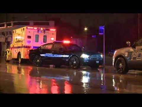 Man killed at Cleveland RTA bus stop