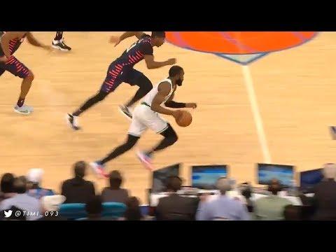 Jaylen Brown Highlights vs New York Knicks (28 pts, 5 reb)