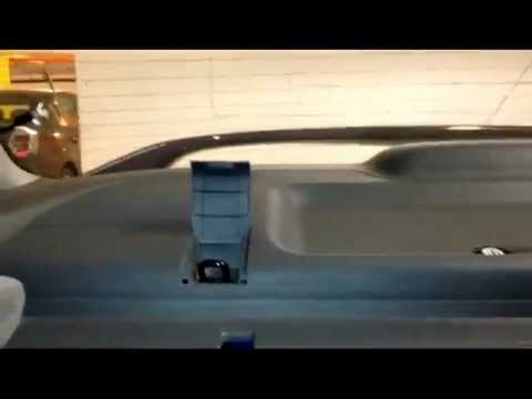 2003 honda civic lx sedan rear speaker removal install. Black Bedroom Furniture Sets. Home Design Ideas