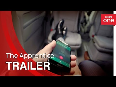 Inside the people carrier: The Apprentice 2016 | Trailer - BBC One
