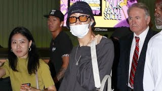 South Korean Rapper J-Hope Lands In L.A. For Self-Promotion Tour