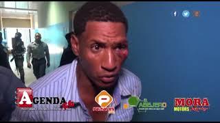 Apresan hombre acusado de tentativa de homicidio contra su madre en SFM