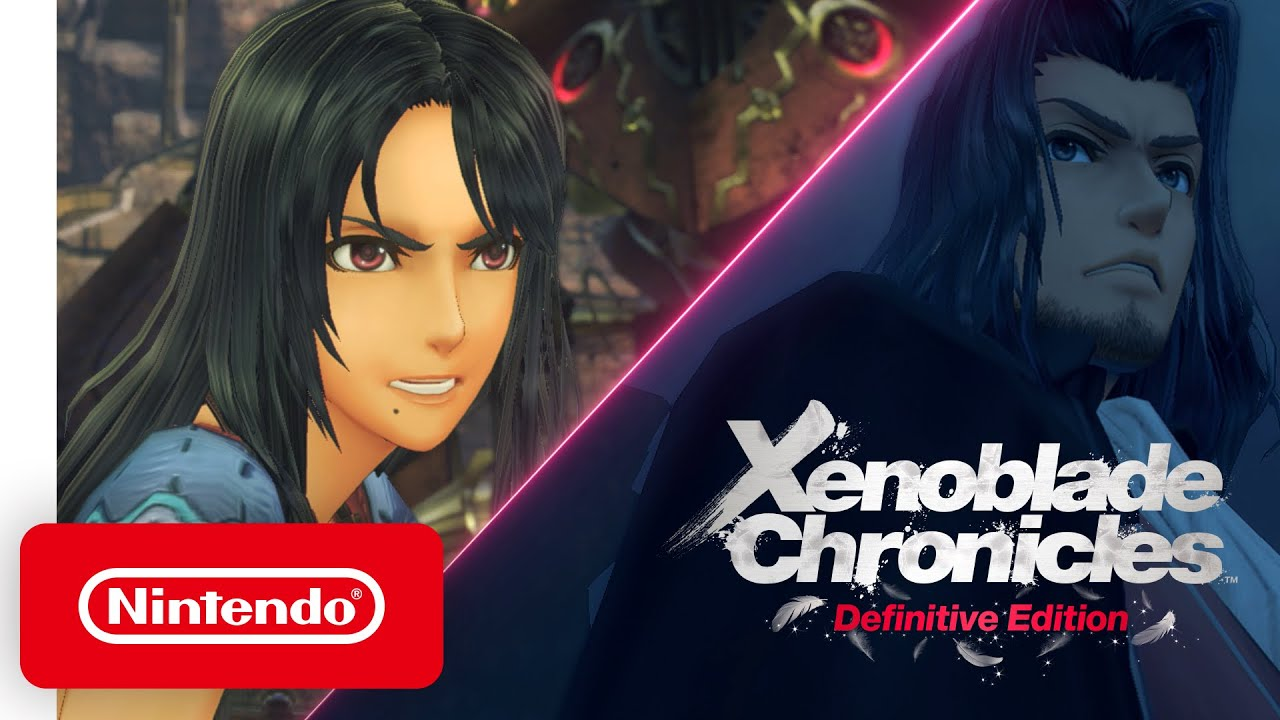 Xenoblade Chronicles: Definitive Edition - Meet Sharla and Dunban! - Nintendo Switch