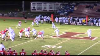 10/25/13 High School Football - Williamstown at Lenape