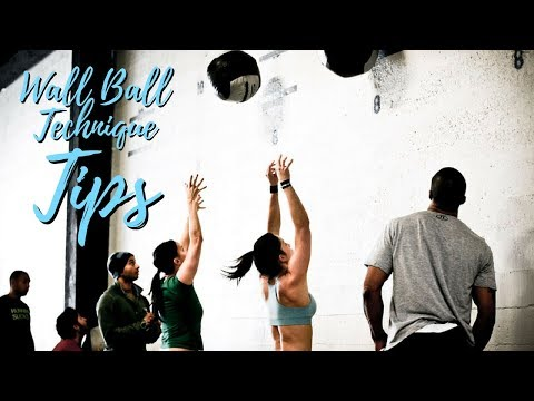 Technique Tips | How to perform Wall Balls Effortlessly!