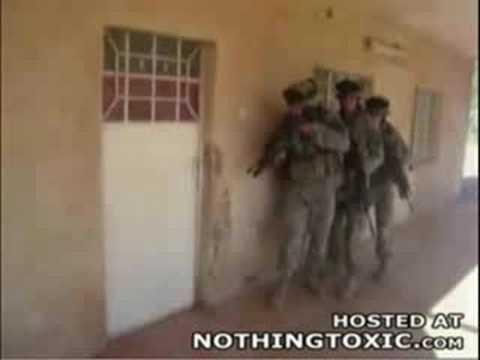 Leroy Jenkins in Iraq