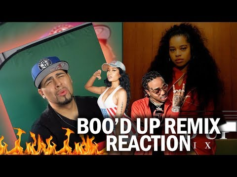 THEY RUINED MY SONG! ! Ella Mai – Boo'd Up (Remix) ft. Nicki Minaj & Quavo REACTION