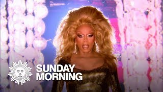 RuPaul: Dressed for success
