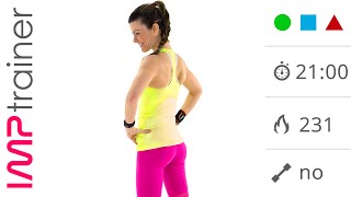 Allenamento Cardio: 21 Minuti Con Esercizi Ad Alta Intensità Per Dimagrire