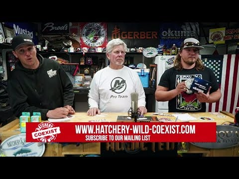Hatchery & Wild Fish Coexist - Change Our Mind Part 2 (Live Fishing Show)
