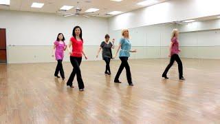 Good Vibes - Line Dance (Dance & Teach in English & 中文)