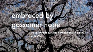 kallisti presents embraced by gossamer hope