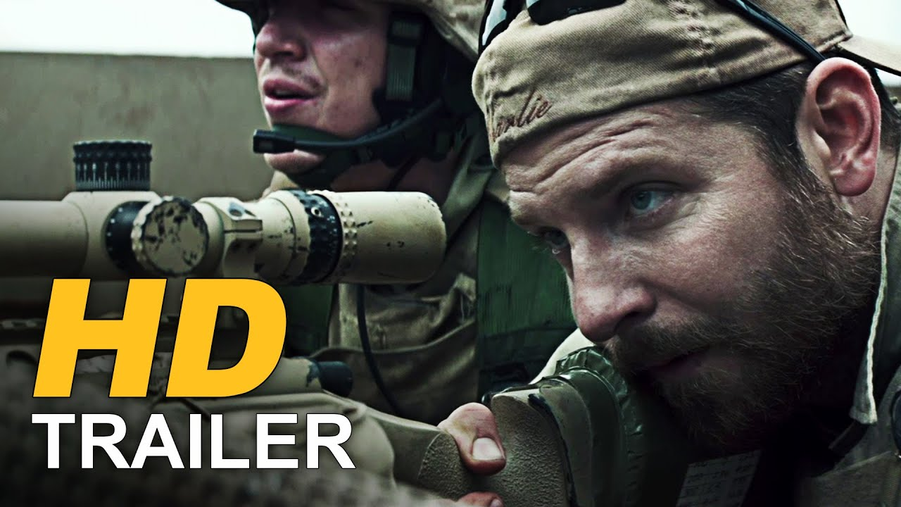 DER SCHARFSCHÜTZE Trailer German|Deutsch [HD] | AMERICAN SNIPER