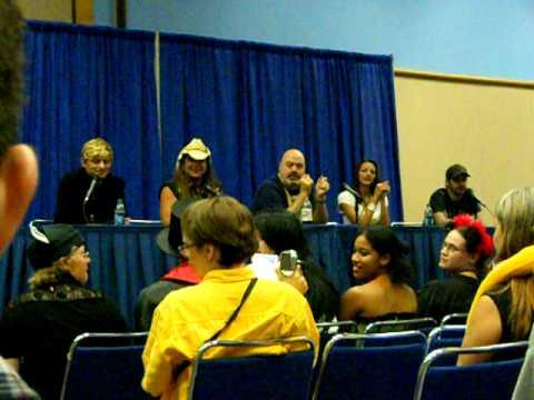 Voice Actors Unplugged! Panel [Part 1]