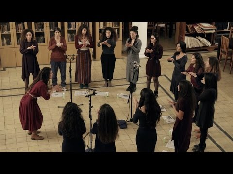 Amalgamation Choir | Live at the Library - Ksenitia tou Erota (Giorgos Kalogirou)