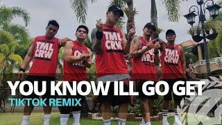 Download Lagu YOU KNOW I'LL GO GET (Tiktok Remix | Dance Fitness | TML Crew Kramer Pastrana mp3