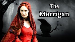 The Morrigan: Goddess of Fate and War (Celtic Mythology Explained)