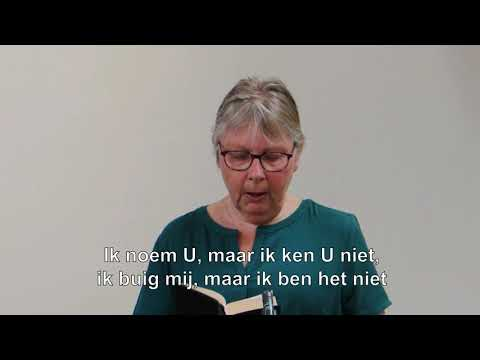 Gezang 395, Liedboek vd kerken 1973. (O Heer, verberg U niet voor mij) from YouTube · Duration:  2 minutes 57 seconds
