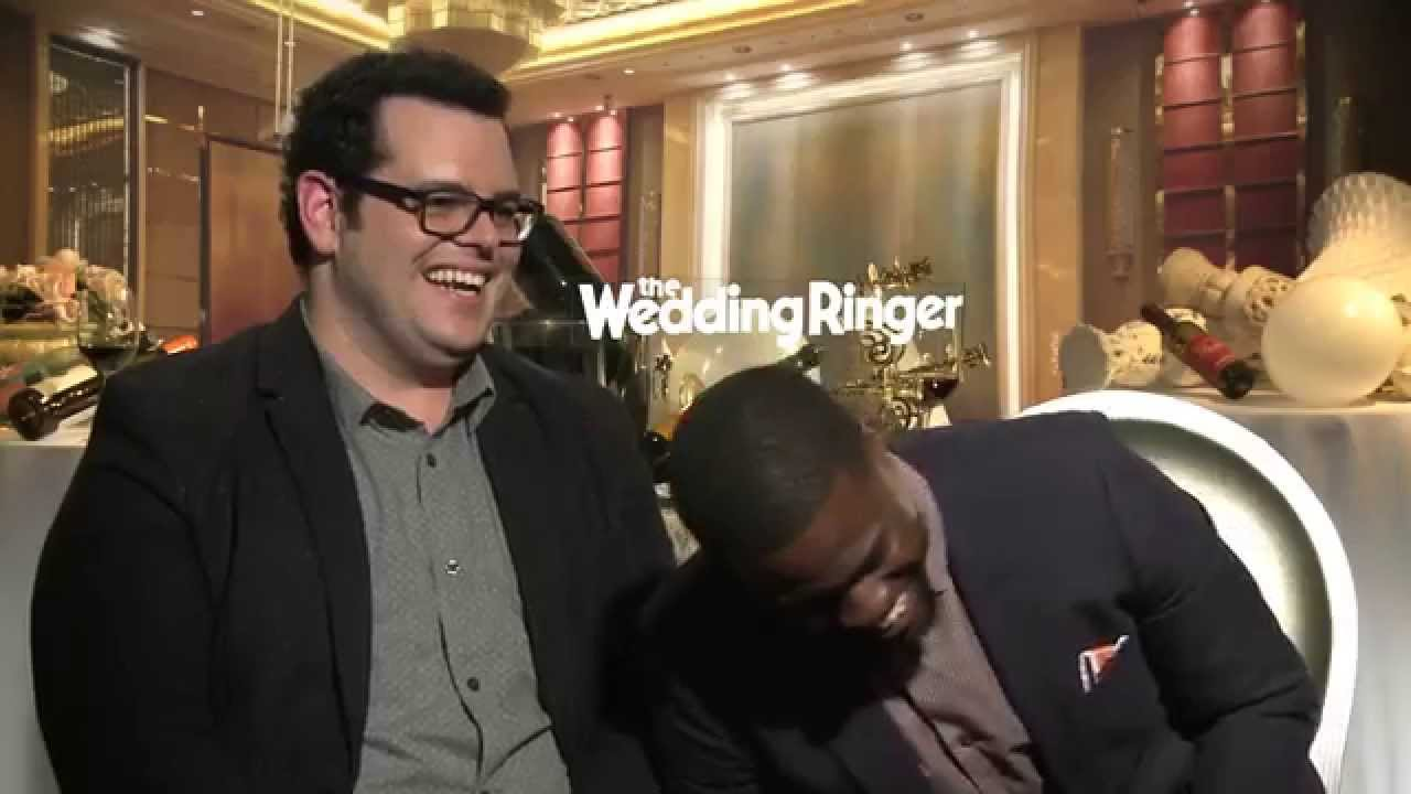Wedding Ringer Cast.How To Give A Fake Wedding Speech With The Cast Of The Wedding Ringer