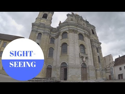 SIGHTSEEING in Weingarten in GERMANY