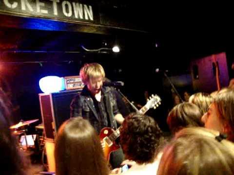 Cross My Heart - The Rocket Summer @ Rocketown 3/18/2010