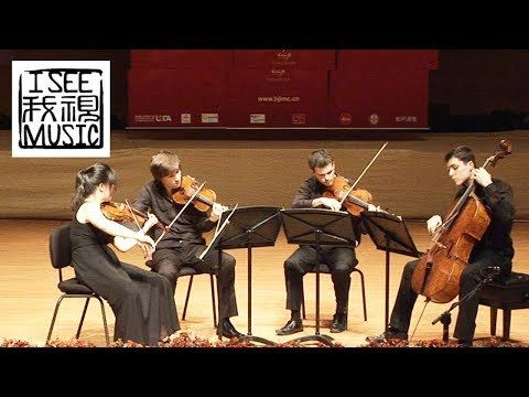 Wu Quartet: Mendelssohn – String Quartet No. 6 in F minor, Op. 80 | Semifinal