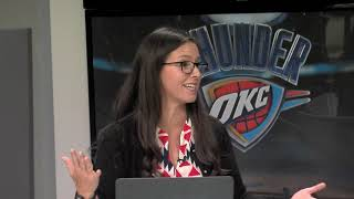 Thunder update: Highlights from media day