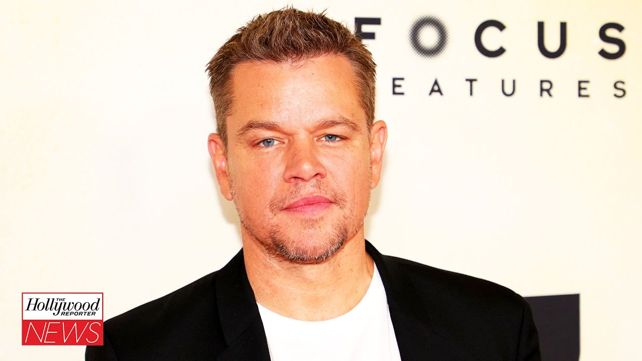Matt Damon Said That He Doesn't Use Gay Slur Personally & Stands With LGBTQ+ Community | THR News