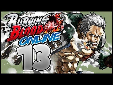 DER PIRATEN MARATHON BEGINNT! - #13 - One Piece: Burning Blood ONLINE BATTLE