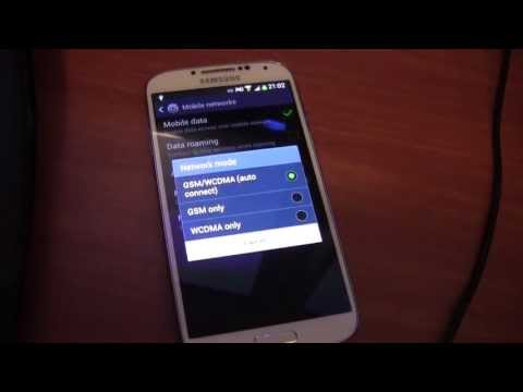 How To Turn Off 4G Lte On Samsung Galaxy S3