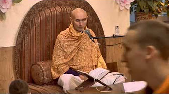 Шримад Бхагаватам 4.12.8 - Ядурадж Прабху