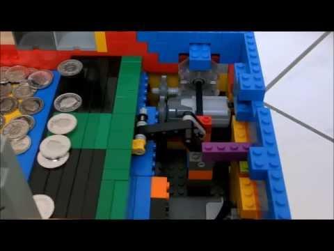 LEGO COIN DOZER / PUSHER | *FULL HD*