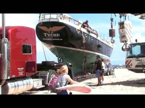 The Salvage and Rescue of the Tyche