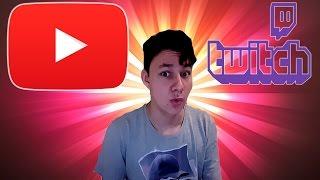 youtube nos trolea en vivo y twitch me borra