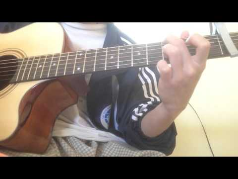 Geu Deh Ji Geum (Full House OST) guitar cover