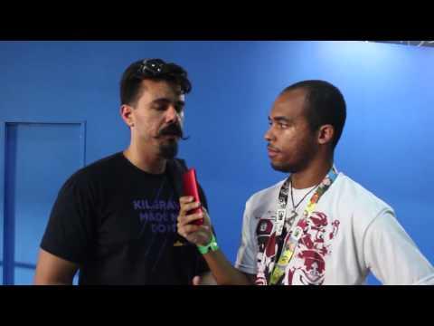 Campus Party 2016: Entrevista MRG